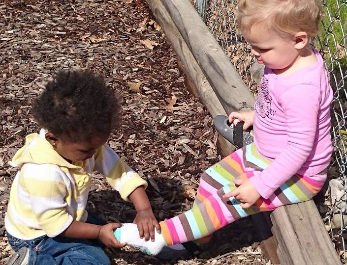 children playing at a Preschool & Daycare Serving Fort Erie, CO, Kansas City, KS