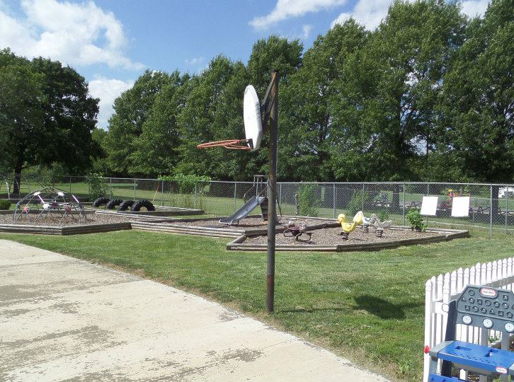 playground at a Preschool & Daycare Serving Fort Erie, CO, Kansas City, KS